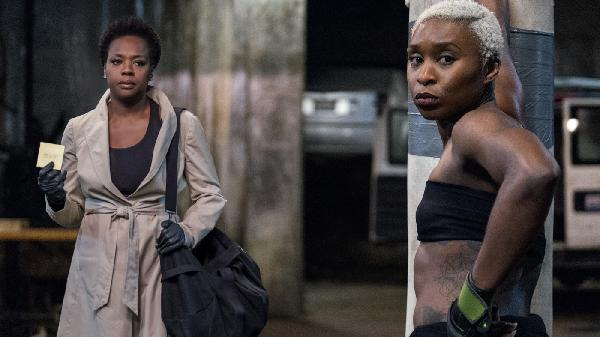 Widows and What's Making Us Happy