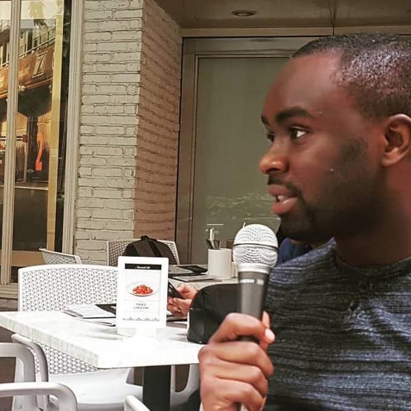 In Conversation with... Felix Tabenda