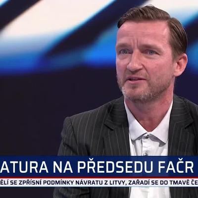 Interview 23.4.2021 - Vladimír Šmicer