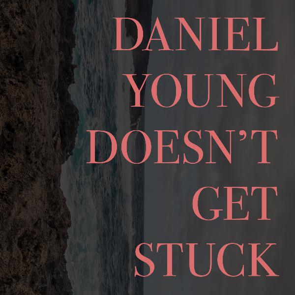 Daniel Young doesn't get stuck