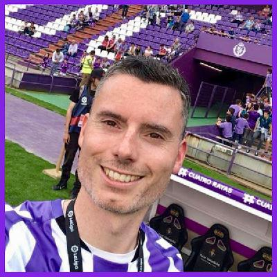 12: Martin Devlin, Inverness, Scotland - Real Valladolid, Spain