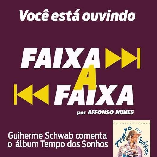 Guilherme Schwab apresenta Tempo dos Sonhos