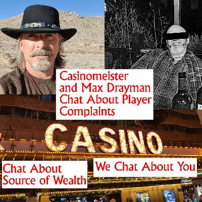 Max and the Meister chat: Bitcoin Complaints and Source of Wealth Shenanigans