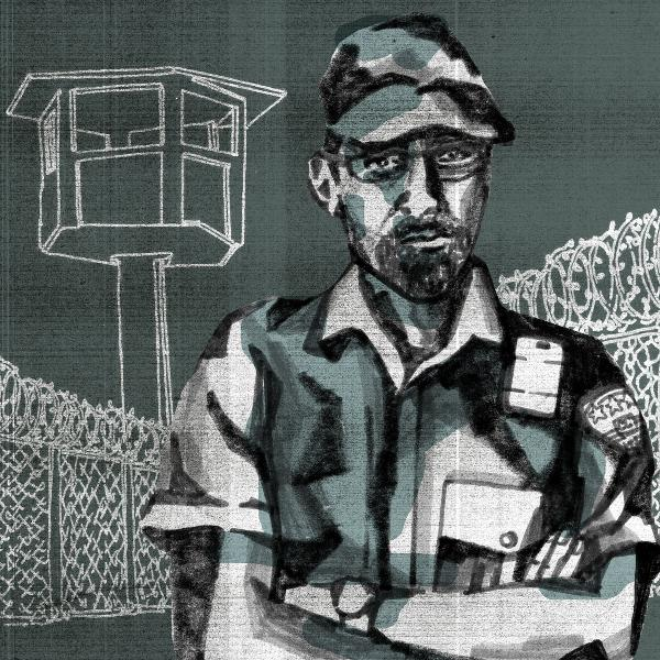 The man inside: Four months as a prison guard