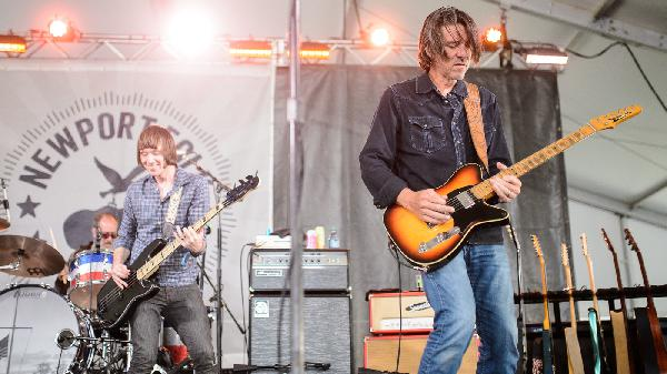 Drive-By Truckers: Newport Folk Festival 2017