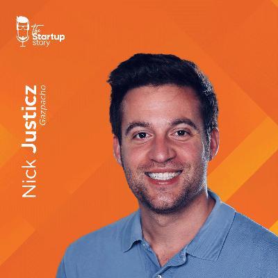 Nick Justicz, founder of Gazpacho