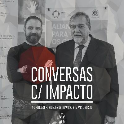 S1E3 | Sociedade Civil e ODS | Mario Parra UN Global Compact - Network Portugal