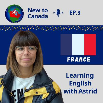 Learning English | Astrid from France