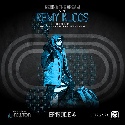 Episode #4: High Altitude Mountaineer Remy Kloos - a story of grit and grace in pursuit of the 7 summits