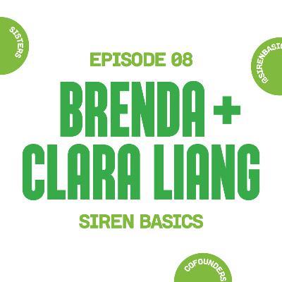 8. Brenda + Clara Liang