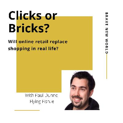 Clicks or Bricks - will online retail replace shopping in real life?