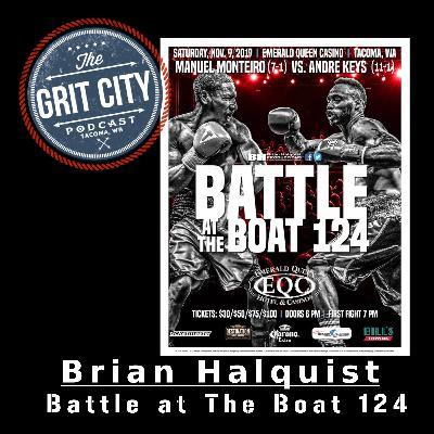 Brian Halquist - Battle at The Boat 124