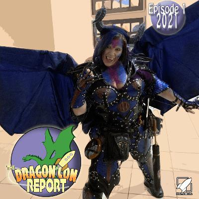 The 2021 Dragon Con Report Episode 1