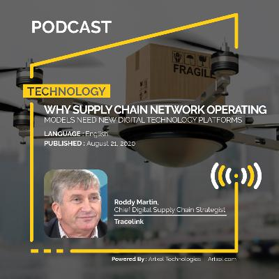 97. Why supply chain network operating models need new digital technology platforms