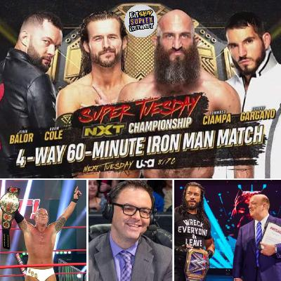 ESSR Central #001 - Payback Review, Super Tuesday, All Out Preview and The IIconics
