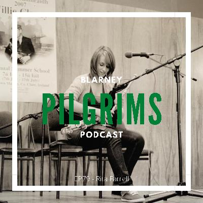 Episode 79: Rita Farrell Interview (Uilleann pipes, flute)