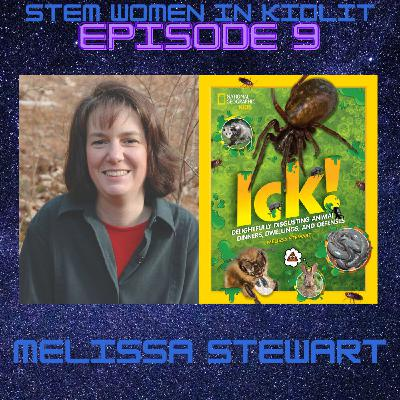 Melissa Stewart: Nonfiction, Finding Stories, and Structure vs Function