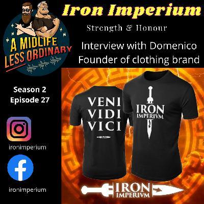 Iron Imperium: Strength And Honour