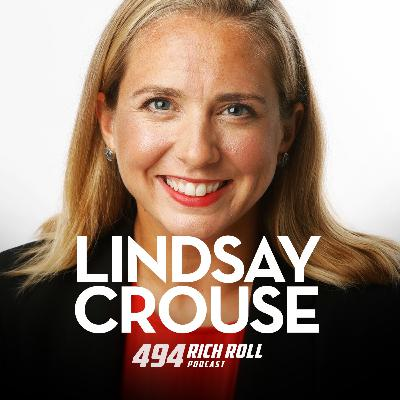 Lindsay Crouse Is Changing The Game For Women's Sports