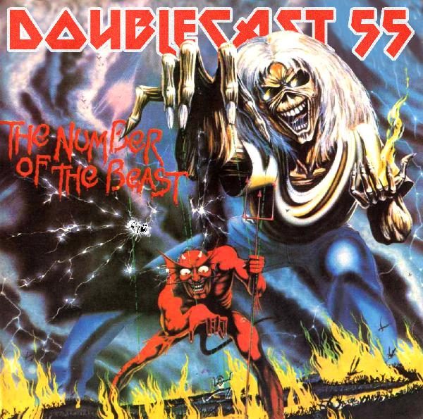 055 - The Number of the Beast (Iron Maiden)