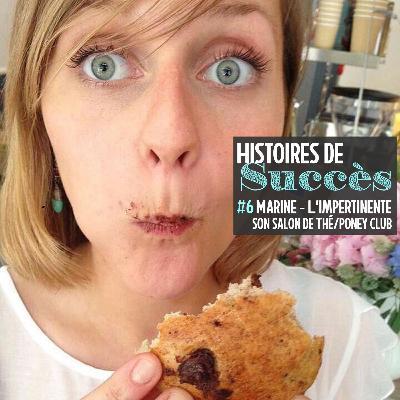 Comment Marine a monté L'Impertinente, son salon de thé phénomène à Lille