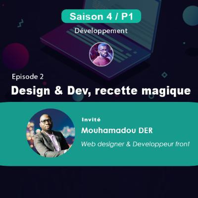 S4P1E2 - Design & Dev, recette magique