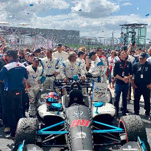 The Pit Lane Parley Experience with Harding Steinbrenner Circuit of the Americas Edition