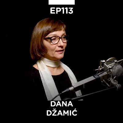 EP 113: Dana Džamić, konsultant za autizam i probleme u komunikaciji - Pojačalo podcast