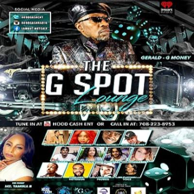 The G Spot Lounge Radio Show Episode 53 P4: Lissa Blair & Lsquizit