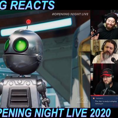 Gamescom Opening Night Live 2020 - TLG REACTS