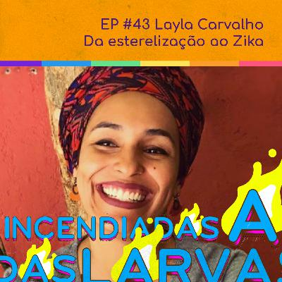 Layla Carvalho - Da esterelização ao Zika