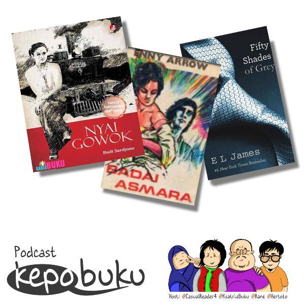 """Kepo Buku #4: Nyai Gowok dan Novel """"Kipas-kipas"""" (Part 2)"""