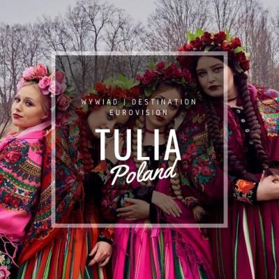 WYWIAD ► Tulia (Polska Eurowizja 2019)