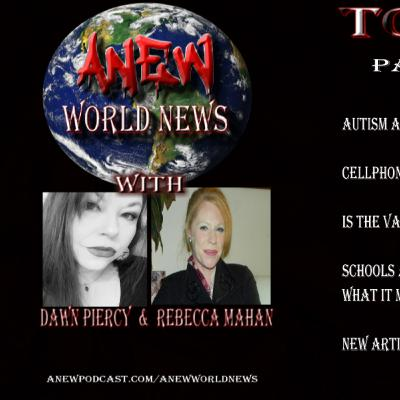 ANEW world News Topics Part 1 of 4