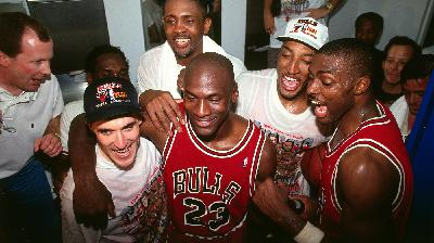 Michael Jordan Documentary The Last Dance And What's Making Us Happy