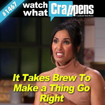 TopChef: It Takes Brew To Make a Thing Go Right