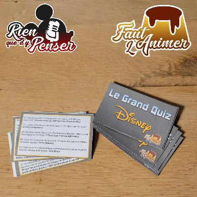 Le Grand Quiz Disney