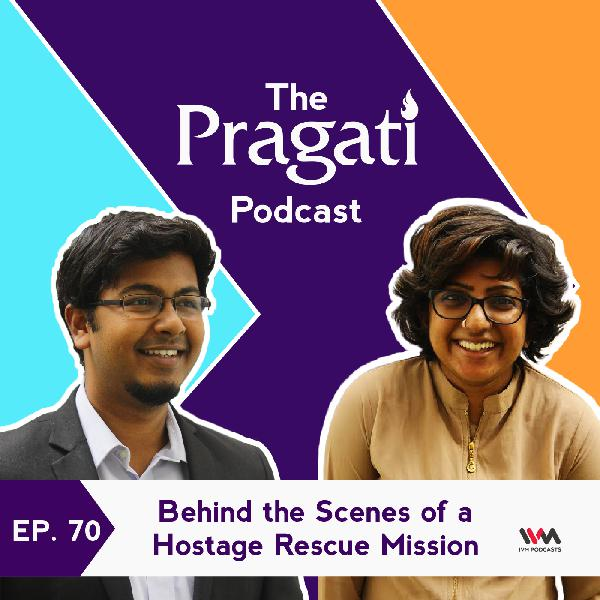 Ep. 70: Behind the Scenes of a Hostage Rescue Mission