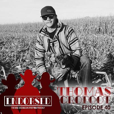40. Thomas Crofoot   COWI Brand