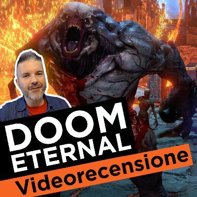 La recensione di DOOM Eternal, tra novità e more of the same
