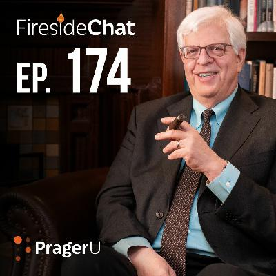 Fireside Chat Ep. 174 — A Dialogue About God and Ayn Rand