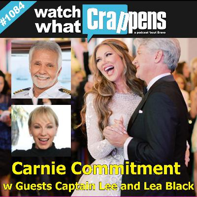 RHOD: Carnie Commitment w Guests Captain Lee and Lea Black Live from Ft Lauderdale