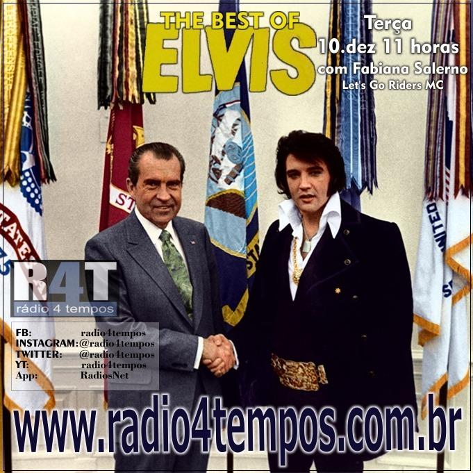 Rádio 4 Tempos - The Best of Elvis 93:Rádio 4 Tempos