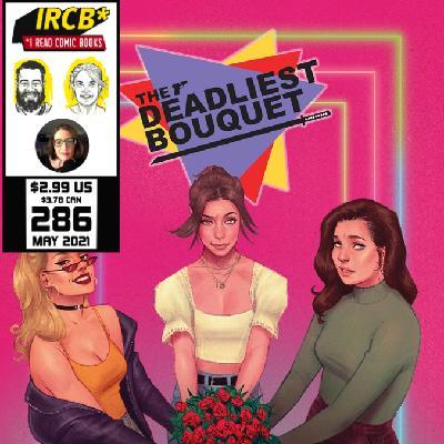 "Episode 286 | ""Retail Therapy for Zero Dollars"" with Erica Schultz + The Deadliest Bouquet Kickstarter"