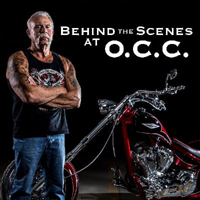 Chris Stephens of Garage Rehab and the OCC Fans drop by