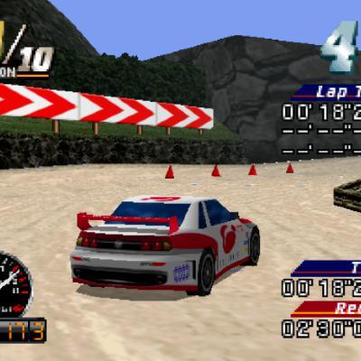 Bonus Stage: Multi Racing Championship