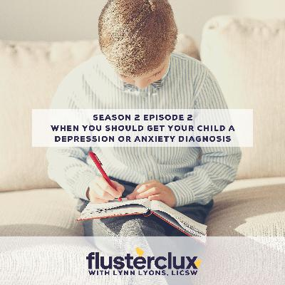 When You Should Get Your Child A Depression or Anxiety Diagnosis