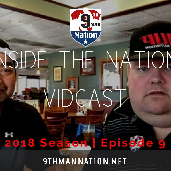 Inside the Nation Podcast | 2018 Season - Episode 9