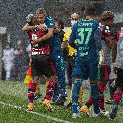 GE Flamengo #80 - Thiago Maia entra para ficar? A cabeça de Dome após a vitória sobre o Santos