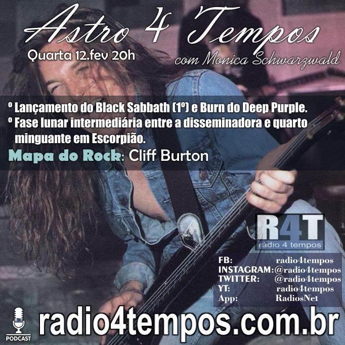 Rádio 4 Tempos - Astro 4 Tempos 32:Rádio 4 Tempos